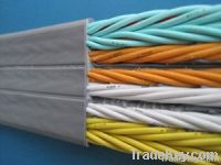 TVVB FLAT ELEVATOR CABLE