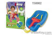 Swing set, swing toys