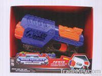 Dart gun, Soft bullet gun