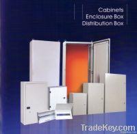 Metal distribution box