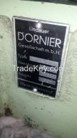 6 Dornier G.T.N.4/SD\ G.W.N.4\SD Rapier Weaving M/C 190 cm width with 2232 mechanical stublai dobby