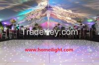 the best LED starlit dance floor light with highest quality