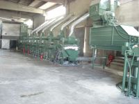 TEXTILE WASTE AND TEXTILE WASTE RECYCLING MACHINERY