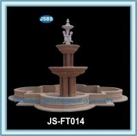 Large Outdoor Garden Stone Water Fountains Decoration