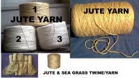 Jute & Sea Grass Twine/Yarn