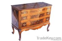 English reproduction cabinet