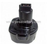 Power tool battery for           DEWALT Ni-Cd/Ni-MH 9.6V  DE9085