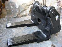 heavy load fork for wheel loaders
