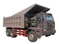 HOWO  6x4  Mine tipper