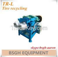 used tire steel wire recycling machine/ tyre steel recycling machine TR-L