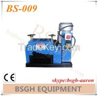BS-009 wire peling machines waste wire stripping machine cable stripper maching