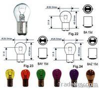 Auto Bulb Turning Light S25 1157 12V 21/5W