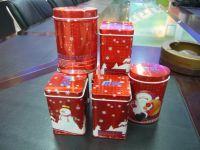 tin box for gift