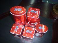 tin box for christmas