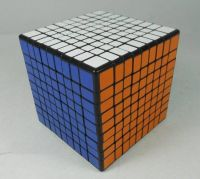 New Shengshou white 9x9x9 Magic Cube Puzzle 9x9 Speed Rare Twist