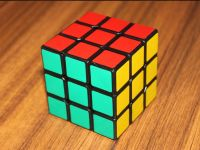 Free shipping! Dayan V 5 ZhanChi 57mm / 5.7cm 3x3 Black Speed Cube +Free Stickers with ID card