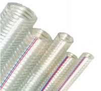 [GH TECH] Non-toxic PVC Spring hose for food