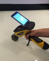 Mining tester XRF quick scan handheld model-Explorer5000