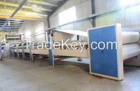 Best quality WJ60-1320-type 3 ply corrugated board production line