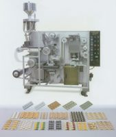 High-Speed Cross-Net Type Blister Packing Machine