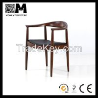 Hans round chair MKW02