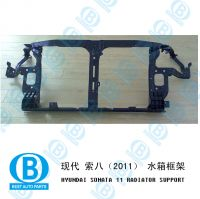 hyundai and kia body parts plastic parts and bumper,bumper support,radiator panels manufacturer