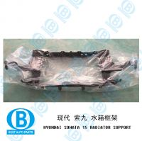 hyundai and kia body parts plastic parts and bumper, bumper support, radiator panels manufacturer