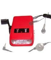 Dynamo charger/Torch/FM radio