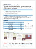 Lat Laser Self-Leveling Plummet (NEW)