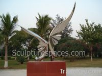 Stainless Steel Animal Statue