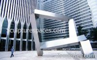 stainless steel modern landscaping arts