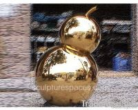 Stainless Steel Colorful Sphere