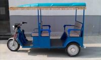 electric tricycle/electric rickshaw/three wheelers for passengers