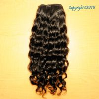 100% Virgin Indian Remy Hair - Curly Indian Hair!