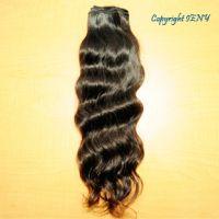 100% Virgin Indian Remy Hair - Wavy Indian Hair!