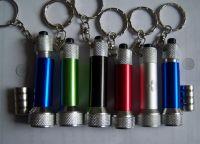 led keychain light , gift or promotion flashlight.led torch