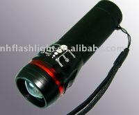 Cree led aluminium flashlight , high power flashlight