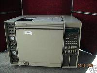 Hewlett Packard Gas Chromatograph