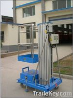 12m working height personnel lift