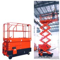 7.4m High-duty Stable Electric scissor lift