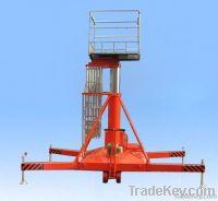 15m telescopic cylindrical lift platforms