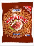 "rye bread snack ""Kirieshki"""