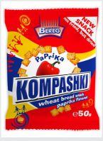 "wheat bread snack ""Kompashki"""