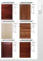 Vinyl wrapped doors