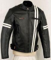 Leather Motorbike Jacket Fashion