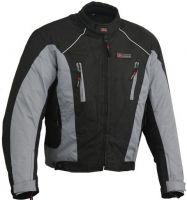 Textile Motorbike Jacket Airflow