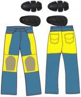 Motorbike Kevlar Jeans Denim
