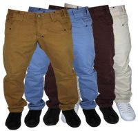 Cargo Combat Chino Trousers
