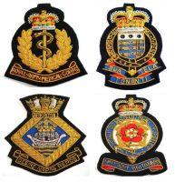 Blazer Badge | Army & Airfroce Navy Patch | Sports Club Badges