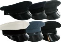 Chauffer Driver Military Hat